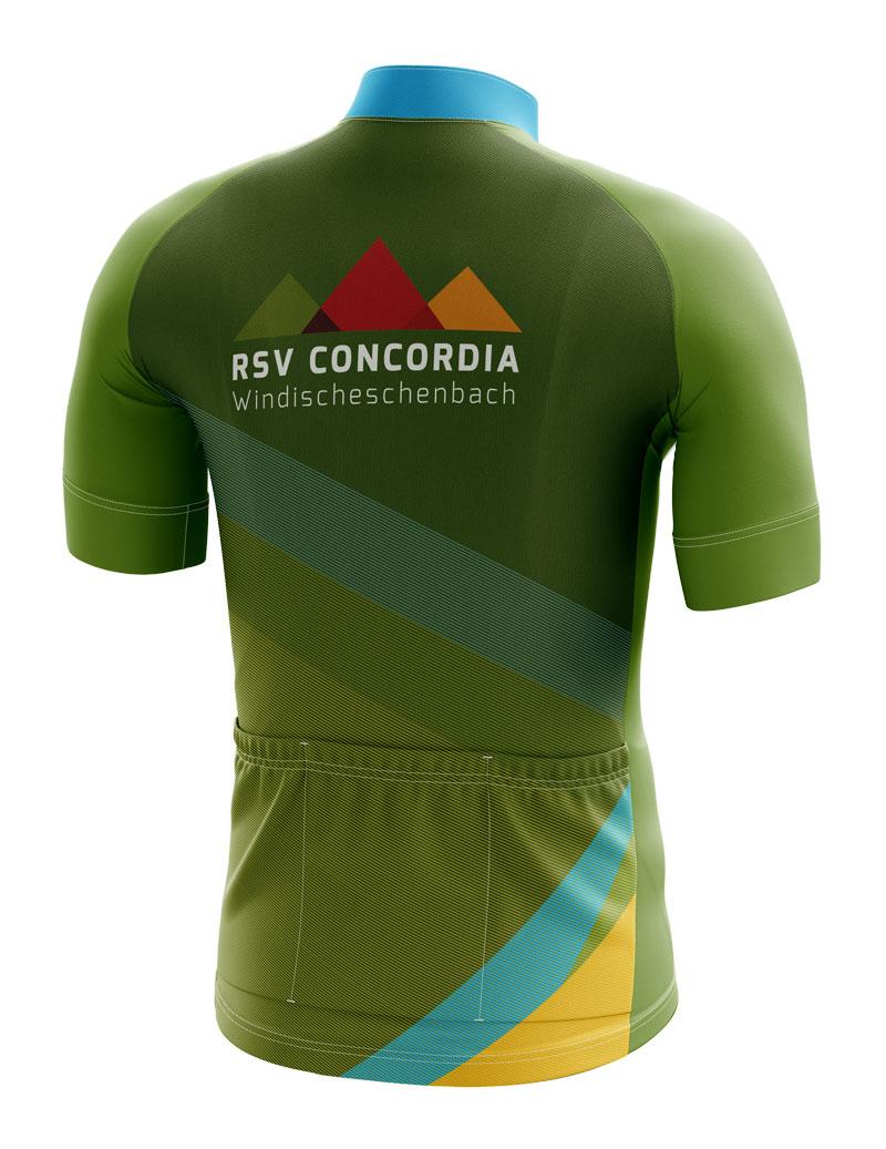 Bike Jersey 20. Panoramatour Concordia Windischeschenbach