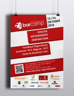 Barcamp Poster