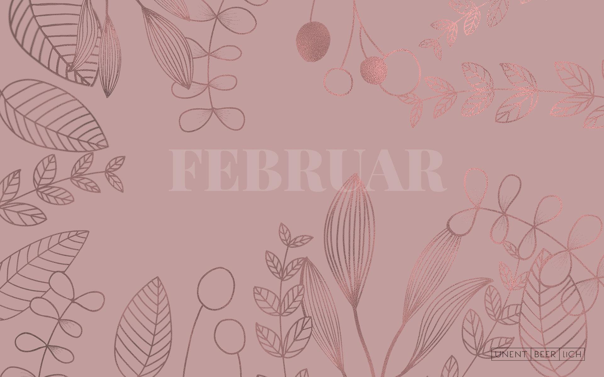 Wallpaper Februar