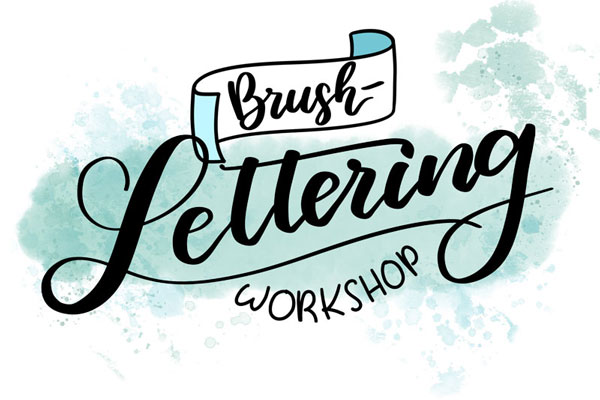 Brushlettering Workshop Header Bild