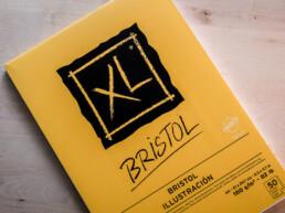 Bristol XL Illustración 180g von Canson